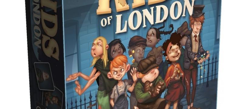 Carnet d'auteur : Kids of London, pour gagner... soyez deuxième!