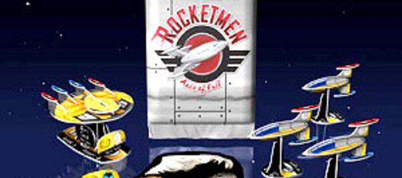 Rocketmen chez Wizkids d'Asmodée !