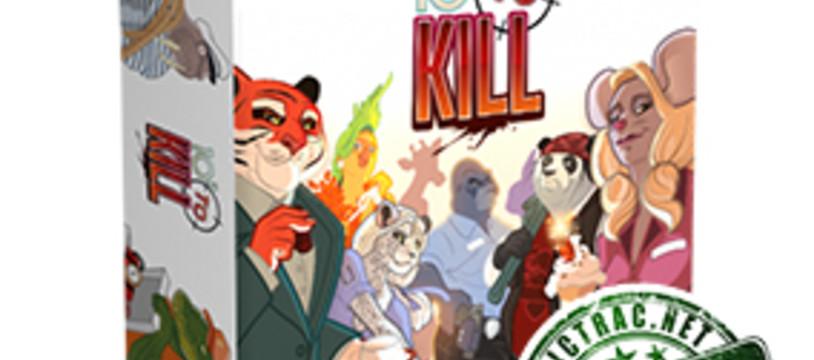 10' to kill : Sur les étals, livraison et Essen