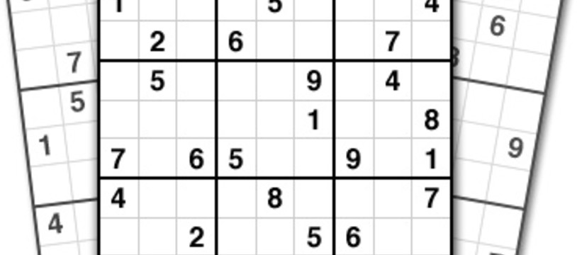Dieu et le Sudoku