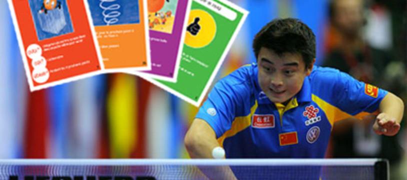 Améliorez vos chances au ping pong