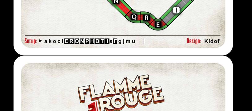[Flamme Rouge] De la Fan variante
