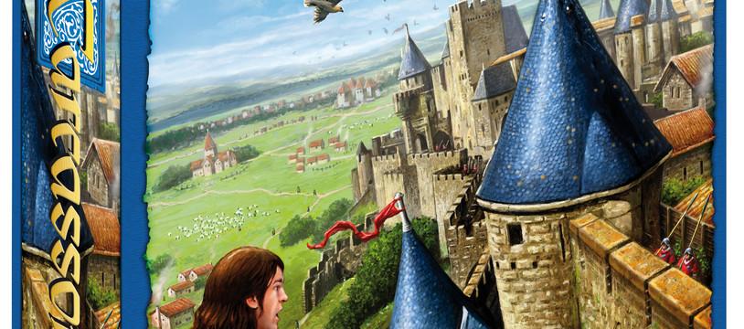 Carcassonne, promenade en ville !