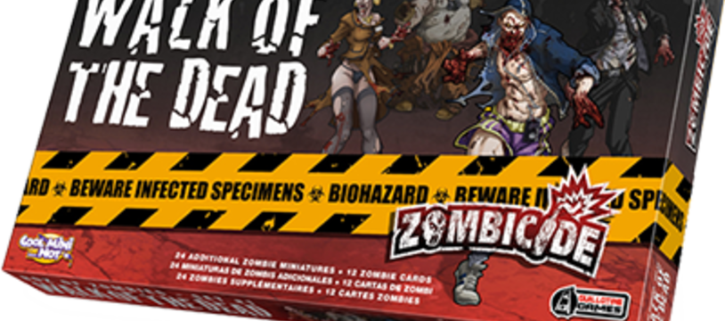 Zombicide : Walk of the Dead ou les limites du crowdfounding ?