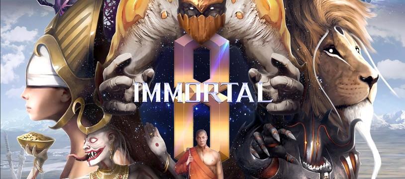 Immortal 8 - Journal de l'éditeur 3/8 – phase de Suprématie