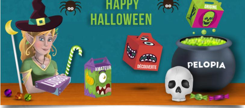 Une offre spéciale Halloween pour  Une soirée terrifiante !!
