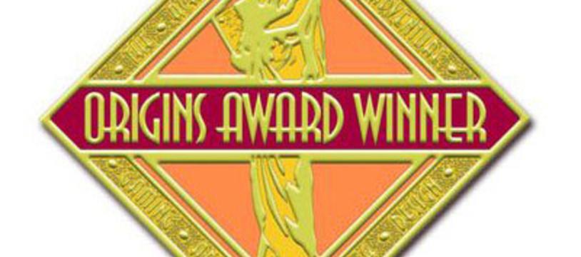 Les finalistes des Origins Awards