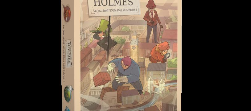 Sherlock Holmes, le jeu dont vous êtes LES héros