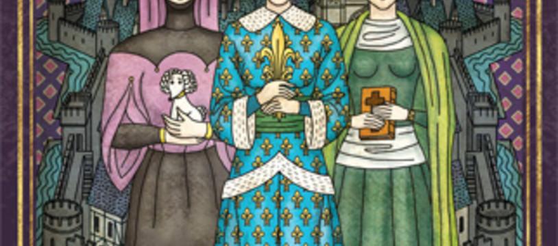 Les Dames de Troyes, pour Essen 2012