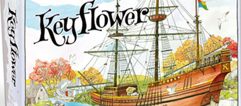 Keyflower est là en français