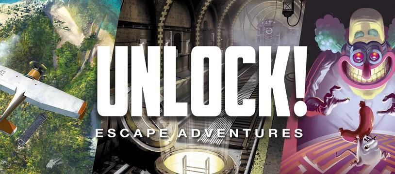 Unlock! : Coffret MacGyver pour Noël !