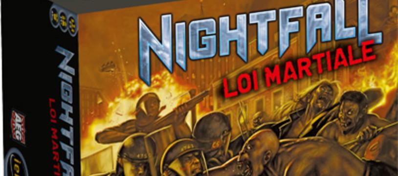 Nightfall : Loi Martiale mais mais... Il est dispo !