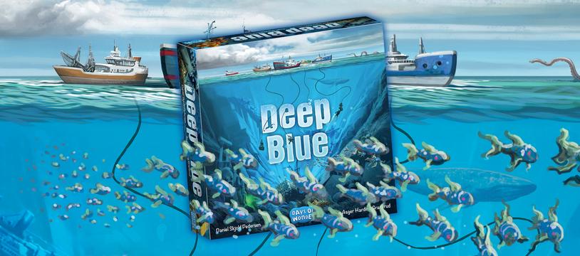 Deep Blue : si loin que le bleu n'existe plus
