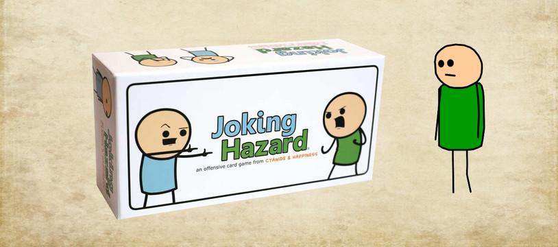 Joking Hazard, le KS à 3 millions de $ interdit au moins de 18 ans