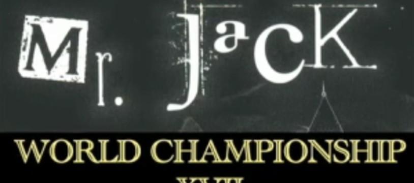 [4L] Championnat du Monde de Mr Jack