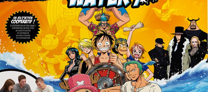One Piece - Water 7, on se mouille ?