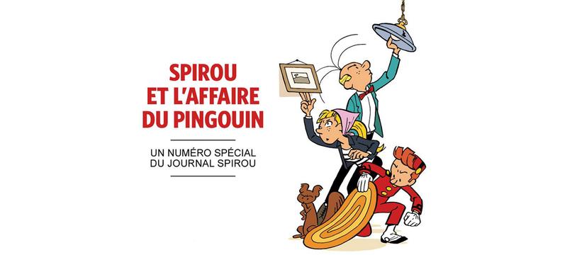 Spirou n° 4127 : le magazine de BD dont vous êtes le limier !