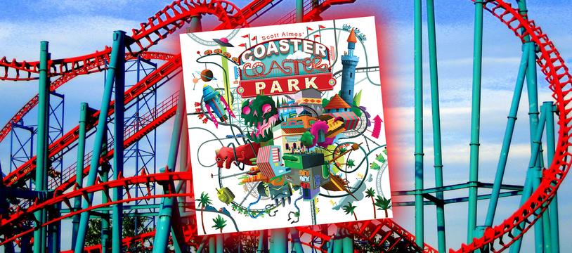 Coaster Park : mon cœur en montagnes russes