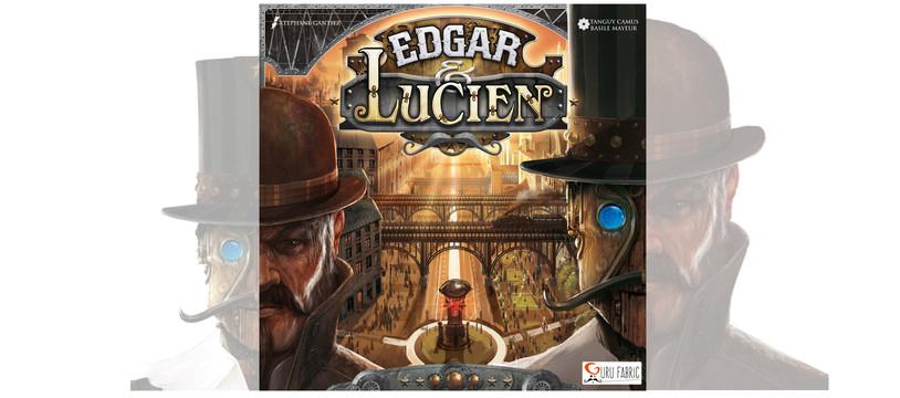 Edgar & Lucien : Tombé dans la Fos... ko !