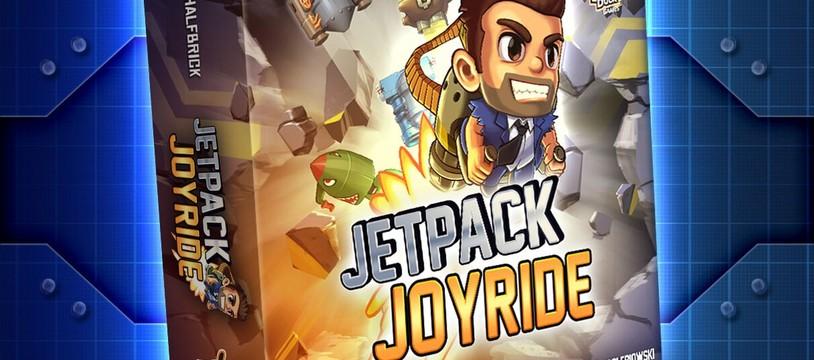 Jetpack Joyride, le lievre et la torpille
