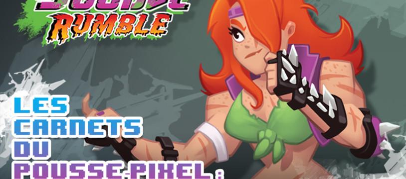 Les Carnets du Pousse-Pixels : Double Rumble, Stage 1...