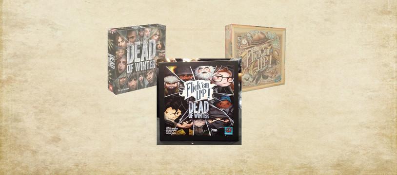 Flick'em Up - Dead of winter : La nouvelle série sur DeadFlick !