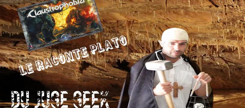 Claustrophobia : Le Raconte Plato