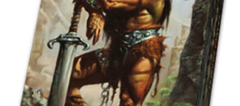 """Conan : le jeu de cartes"" l'acier est de sortie"