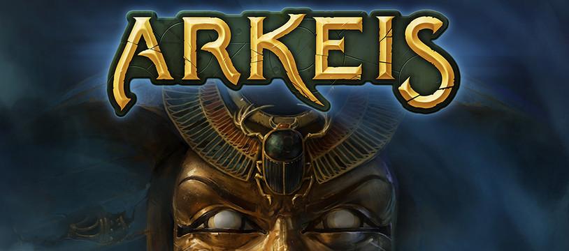 Arkeis : Dernières 48h sur Kickstarter !