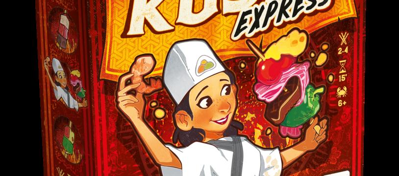 Avec Kushi Express, vos adversaires vont déguster !