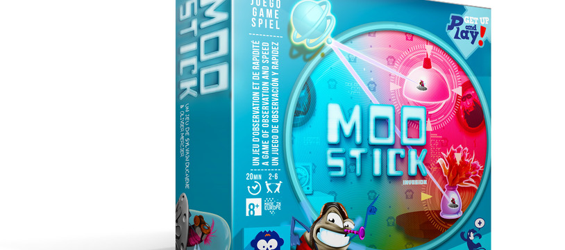 Moo Stick : I like to Moo, vite !