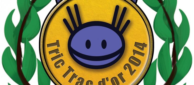 Tric Trac d'Or 2014 : Classez !