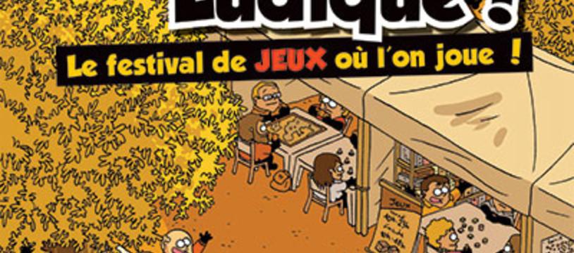 Paris est Ludique édition 2012