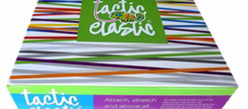 Tactic Elastic est distribué par Jactaléa