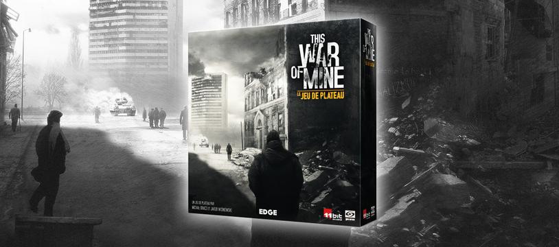 This War of Mine : et pourtant, c'était pas ma guerre...