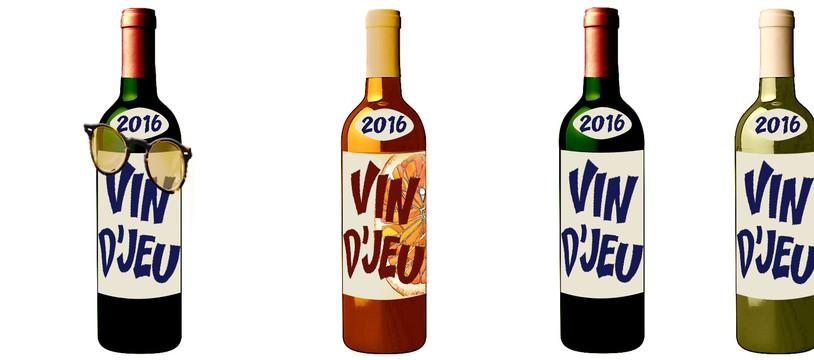 Elisez votre Vin d'jeu d'l'année et gagnez des jeux
