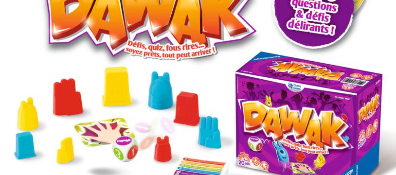 Dawak : C'est nawak et ça fait du bien !