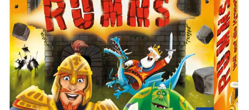 Rumms : Cube Quest en fran... allemand !