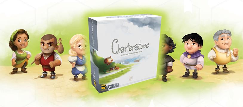 Charterstone : là où tout commence...