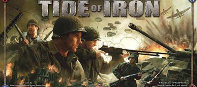 Tide of Iron, bientôt la VO