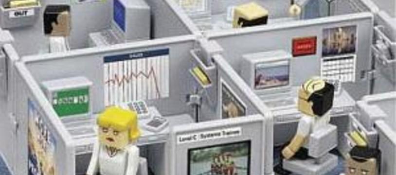 Un job chez Lego