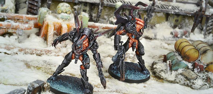 Infinity - Sorties de Mai: Onyx, Xeodron, Bagh-Mari, Bashi Bazouks & Kosuil Assault Pioneers