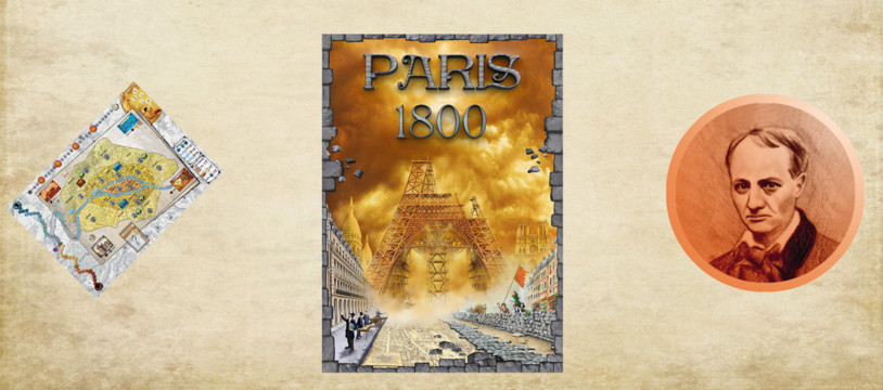 Paris 1800 : Modernité !... mes Romantiques vont t'atomiser !
