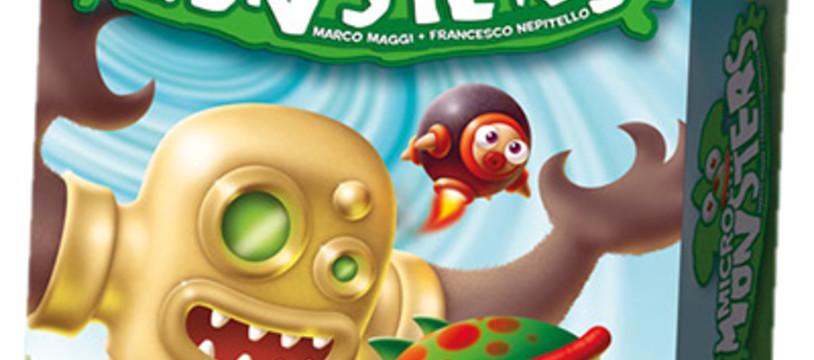 Micro Monster : Le retour de la puce de combat