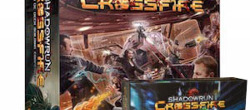 Shadowrun Crossfire : des previews et l'annonce d'une extension
