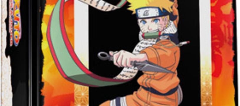 Naruto Série 4 sur les étals