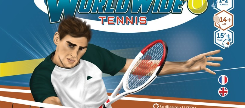Carnet d'auteur : Worldwide Tennis (1/3)