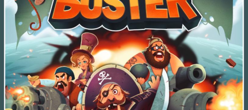 Cannon Buster, Gary Kim au royaume des pirates