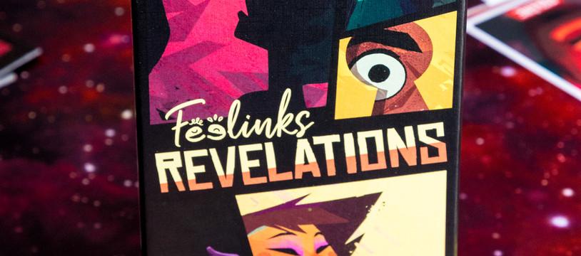 FEELINKS REVELATIONS : entre coquins coopératifs !