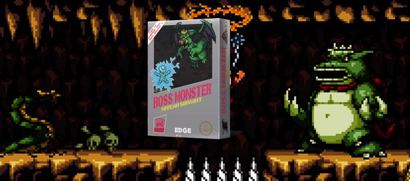 Boss Monster : Niveau suivant, je le tue et je le fouille...